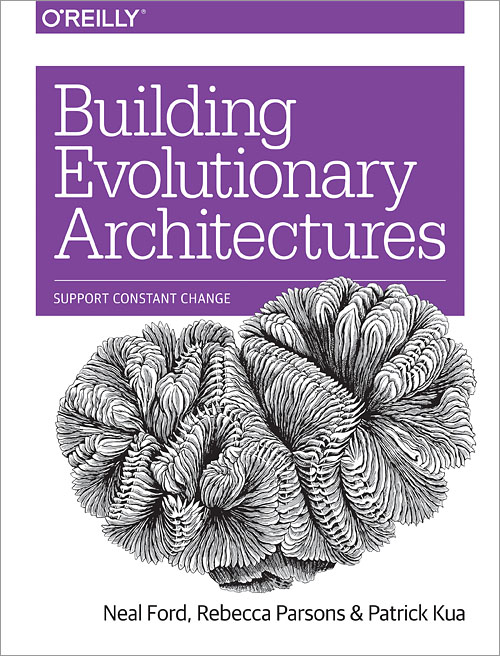Building Evolutionary Architectures – for security and for open source